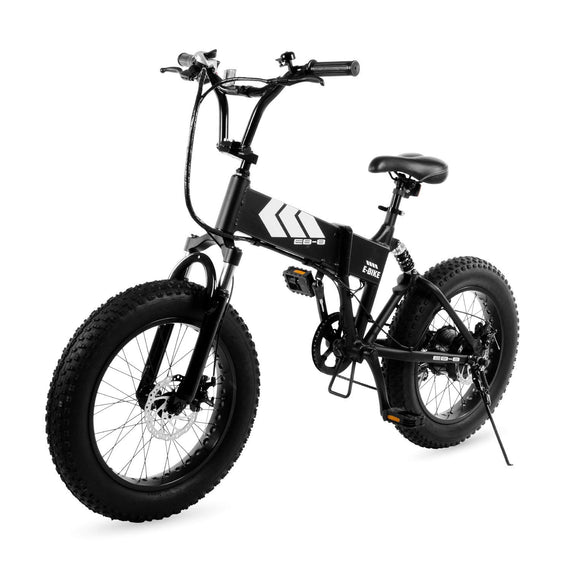 SWAGTRON EB-8 Foldable Fat Tire All-Terrain EBIKE