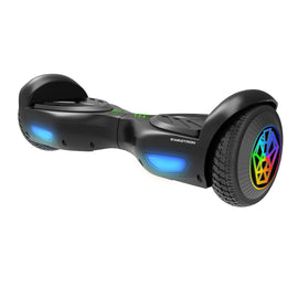 Swagtron T882 EVO Hoverboard - Hands Free LED Self Balancing Scooter