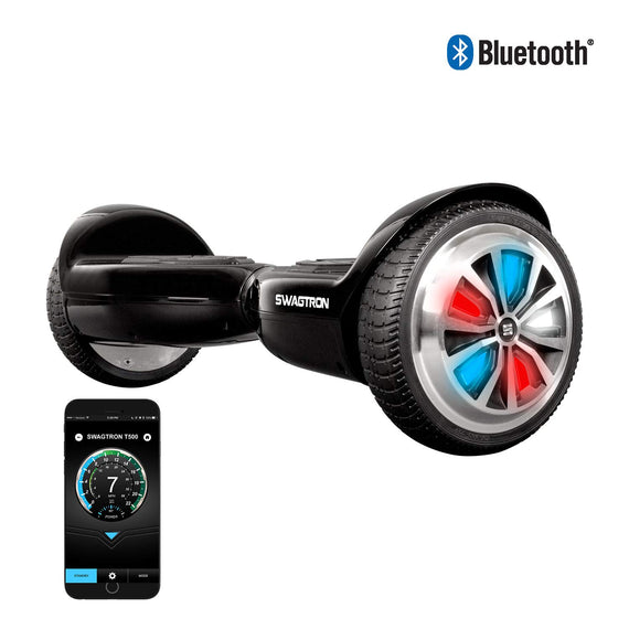 SWAGTRON T500 App-Enabled Bluetooth Hoverboard