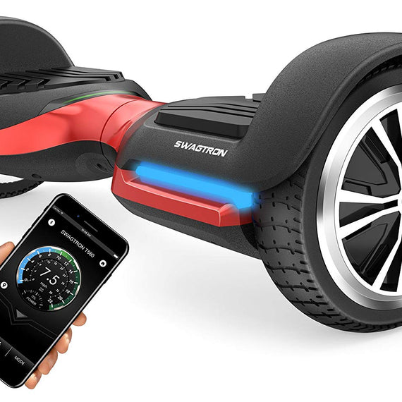 SWAGTRON Vibe T580 Hoverboard Self Balancing Scooter