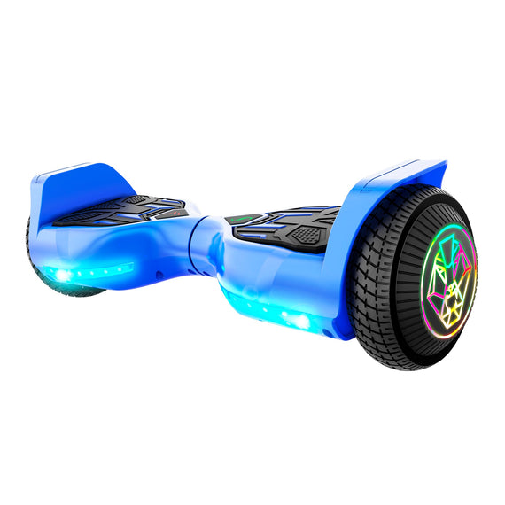 Swagtron T580 Swagboard Twist Self Balancing Light-up Hoverboard