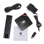 2018 Model - Awevo Android Box - Amlogic S905W Quad-Core