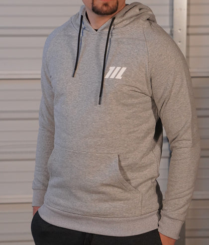 Movement Hoodie Grey