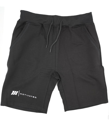 Motivated Performance Shorts- Black