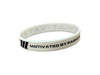 Motivated Passion Wristband- White
