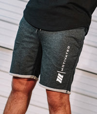 Relentless Black Shorts