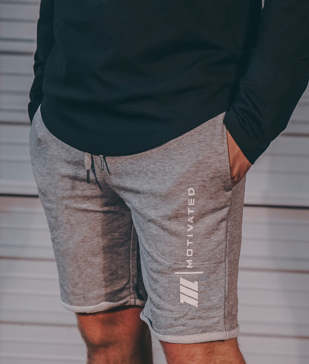 Relentless Grey Shorts