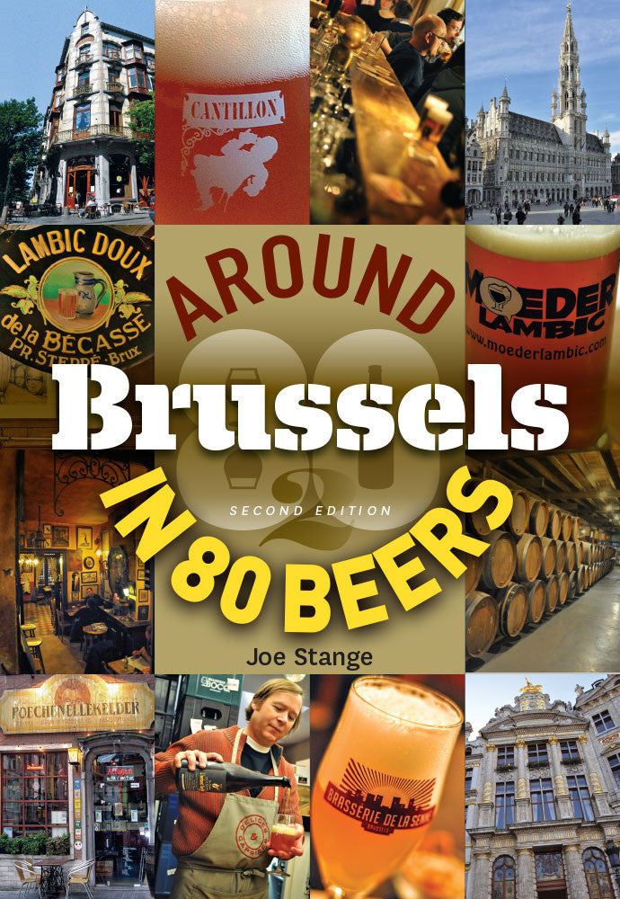 Around Brussels in 80 Beers