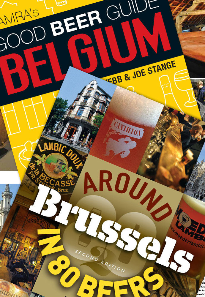 Brussels & Belgium offer