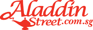 aladdin street ecommerce website