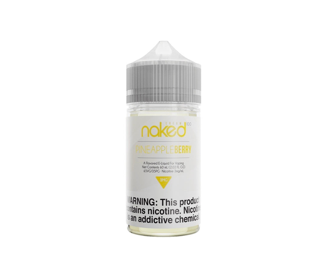 Naked100 Cream Pineapple Berry (Berry Lush) 60ml