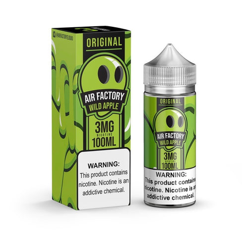 AirFactory Wild Apple 100ML