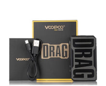 Load image into Gallery viewer, VOOPOO DRAG 2 177W TC BOX MOD