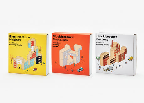 Blockitecture® City Center Bundle