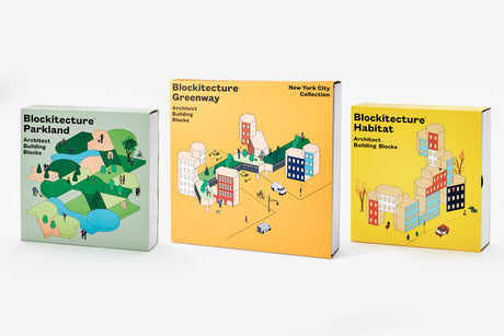 Blockitecture® Greenway Expansion Bundle