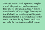 little puzzle thing® - Fish