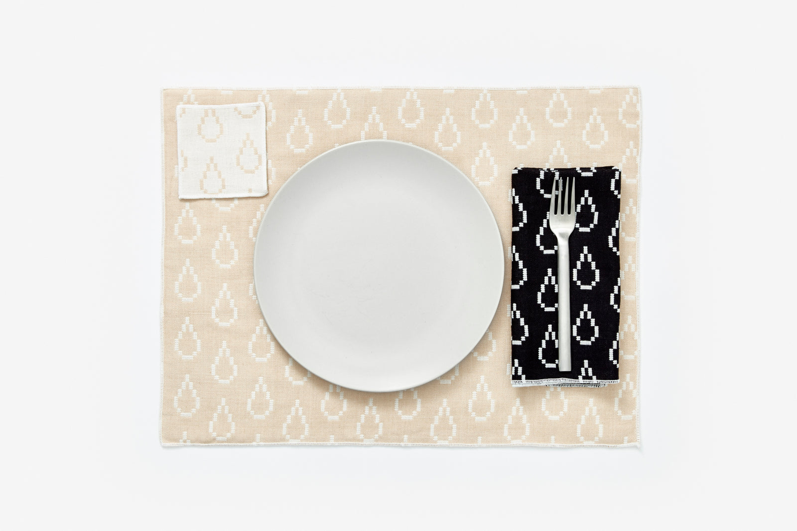 Bitmap Textiles - Placemats Color