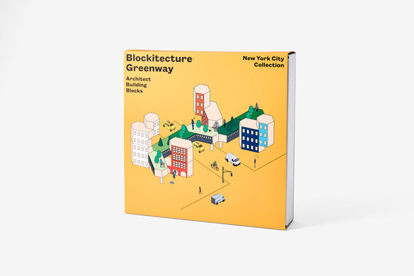 Blockitecture® New York City | Greenway