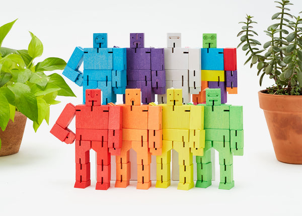 Cubebot® Small Color Bundle