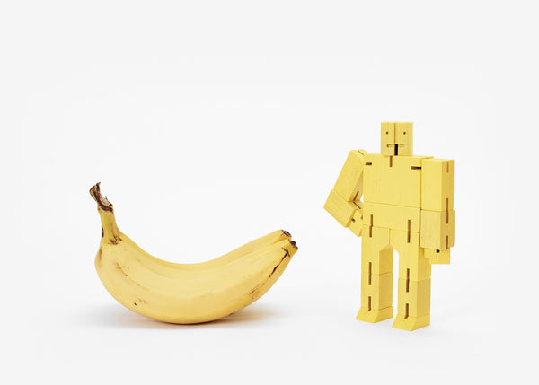 Cubebot® Yellow