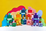 Cubebot® Capsule Collection - Micro