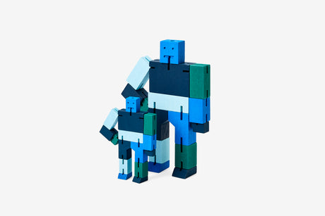 Cubebot® Capsule Collection | Blue Multi