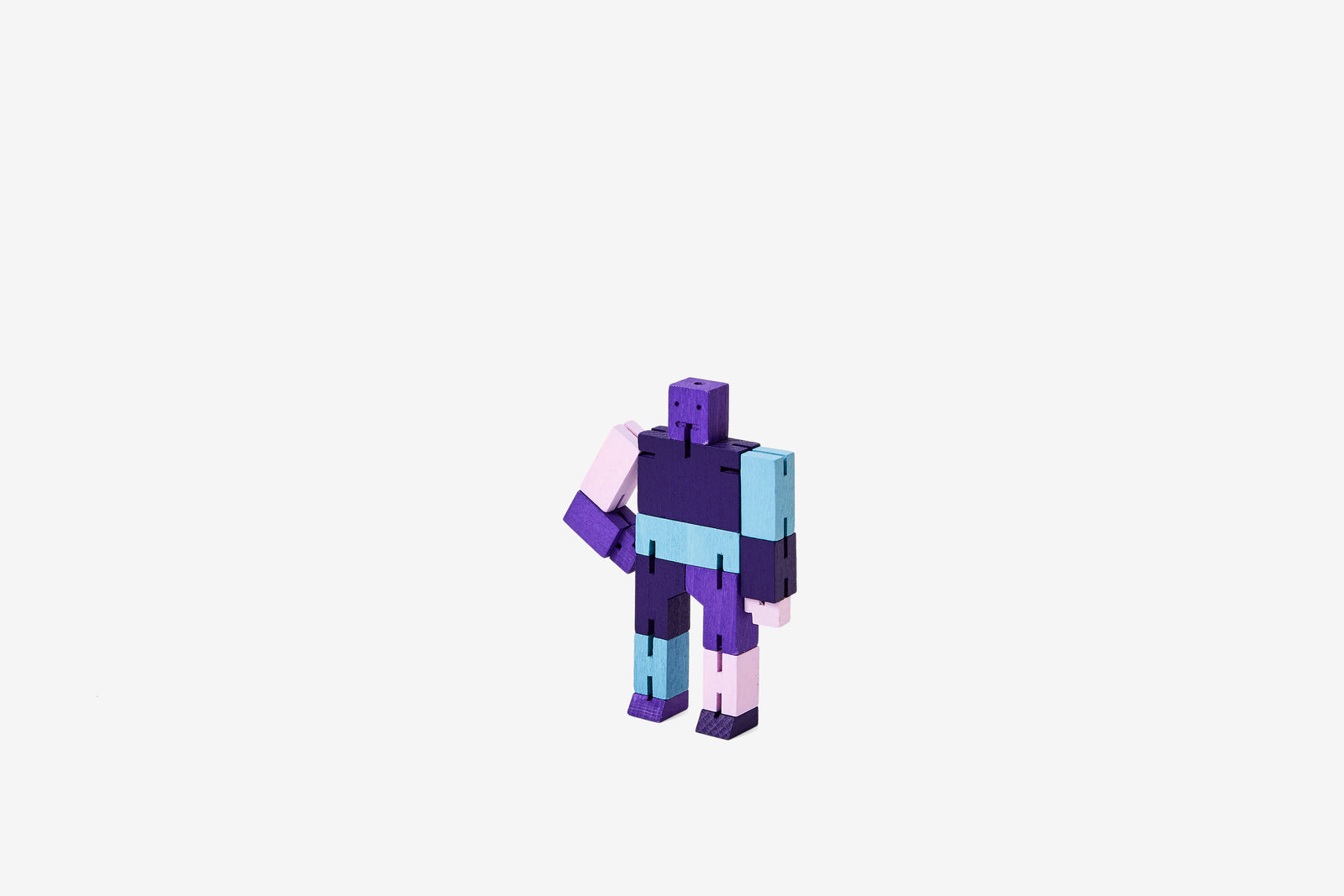 Cubebot® Capsule Collection | Purple Multi