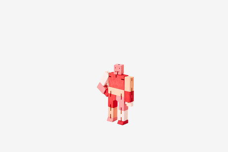 Cubebot® Capsule Collection | Red Multi