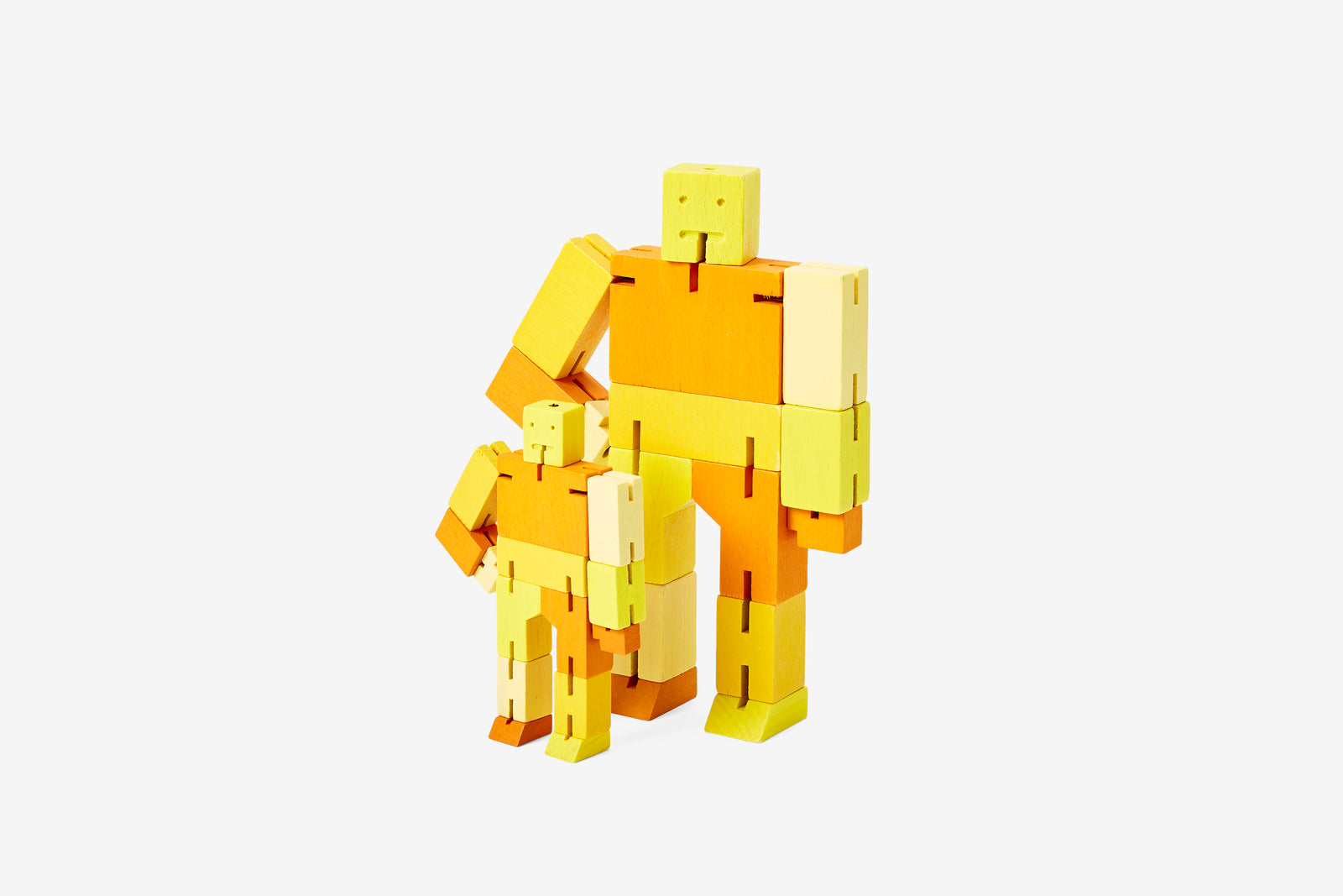 Cubebot® Capsule Collection | Yellow Multi
