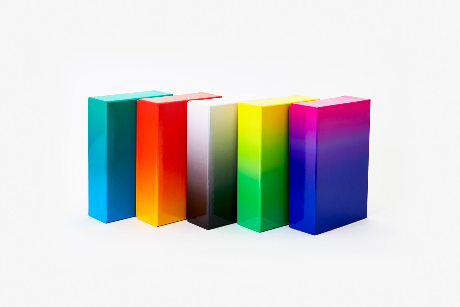 Gradient Puzzle Collection
