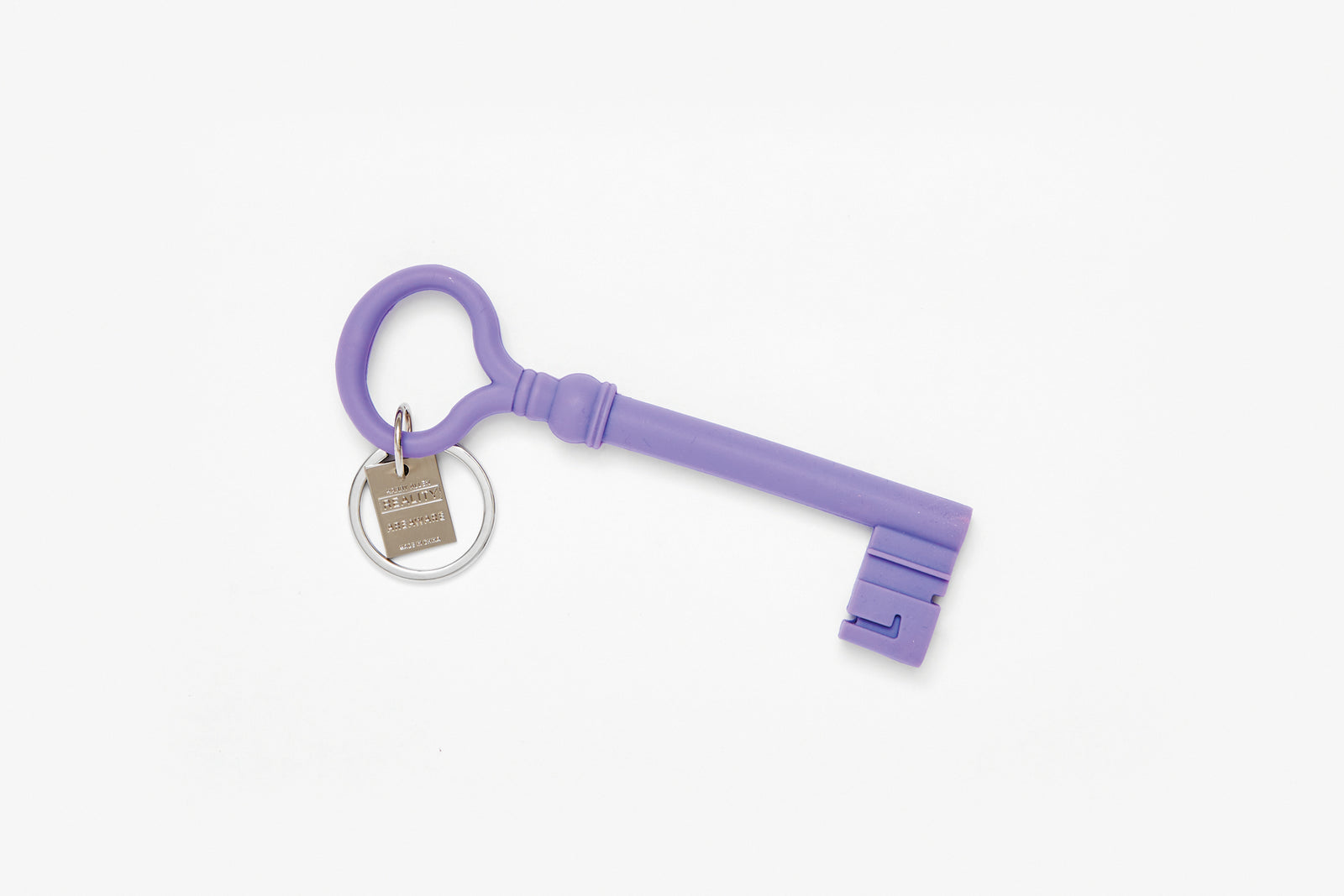 Reality Key Keychain - Lavender