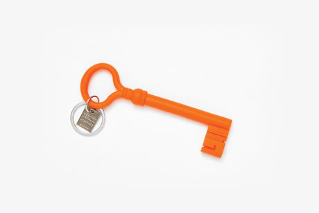 Reality Key Keychain - Orange
