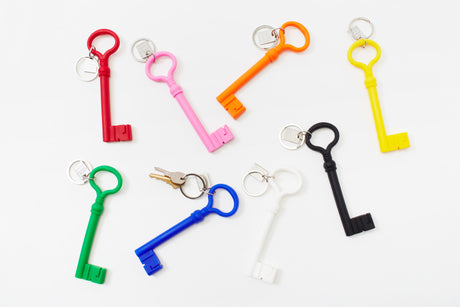 Reality Key Keychain - Pink