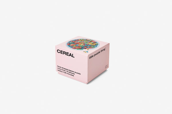 little puzzle thing® - Cereal