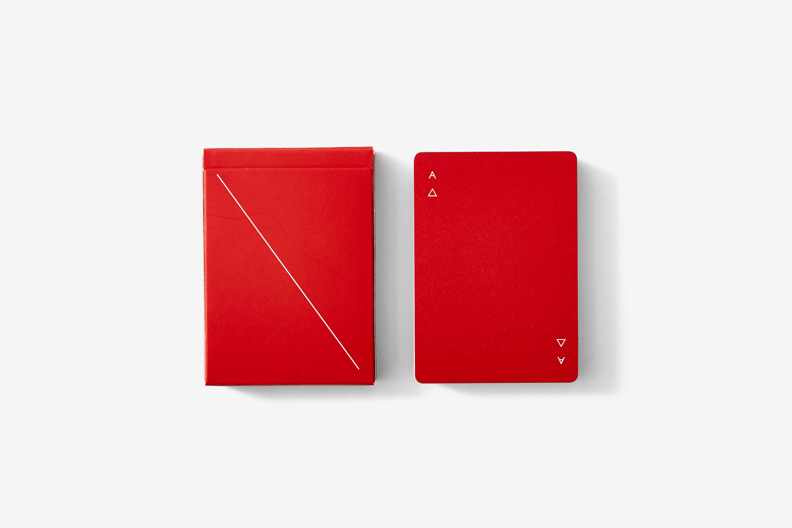 Minim Cards - Red