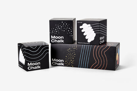 Moon Chalk White & Color Bundle
