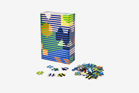 Pattern Puzzle | 500 piece - Lenticular