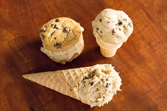 5 Ways to Enjoy Big Dipper Dough Cookie Dough