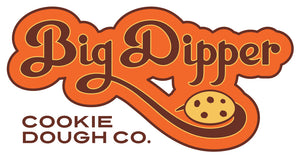Big Dipper Dough Co Logo | Big Dipper Cookie Dough Co Logo | Favicon