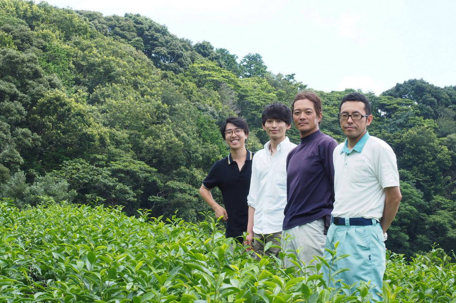 Behind the Sip Vol.2 - Oguri Tea Farm & Sugita Tea Farm, of Makinohara, Shizuoka
