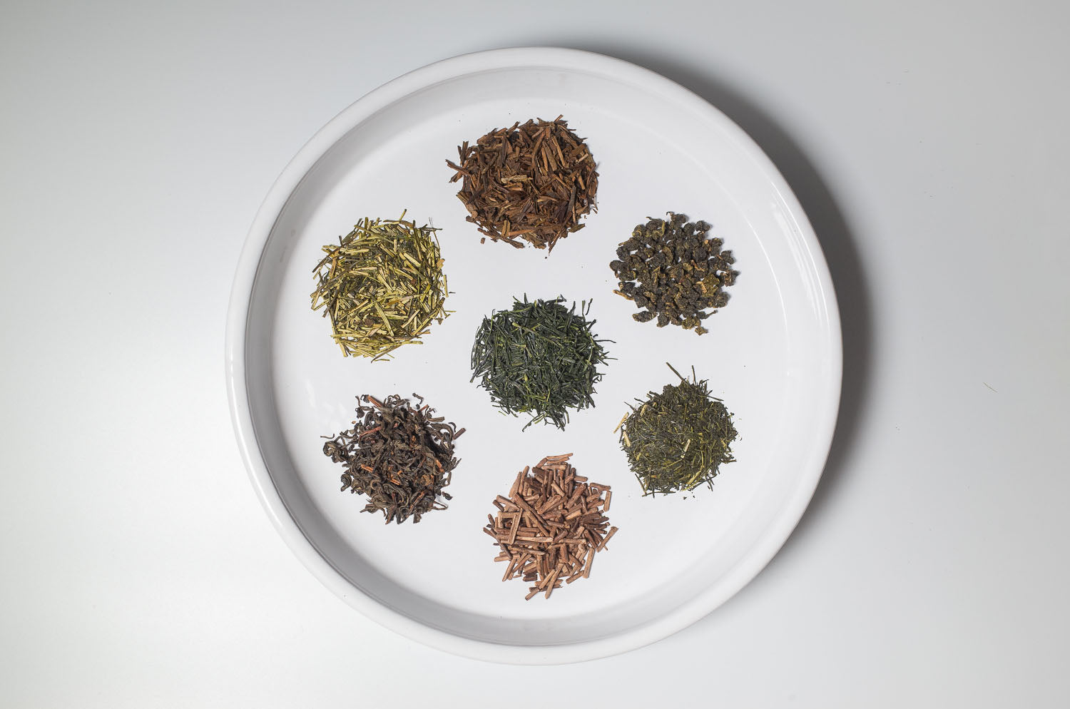 Types and Differences of Japanese tea