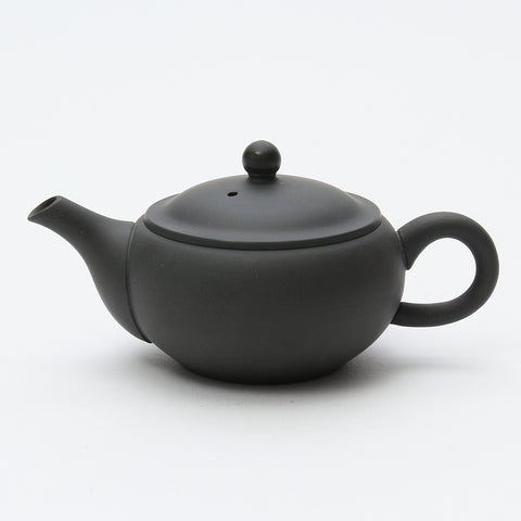 Small Kyusu/Tea Pot Back Hand (Matte Black)