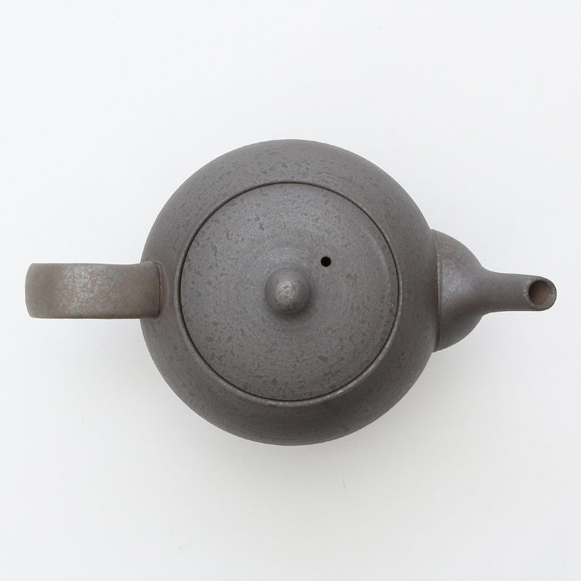 Acorn Tea Pot (Sand Black)
