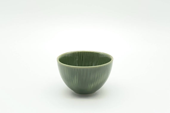 Crease - Little Yunomi/Tea Cup (Oribe)