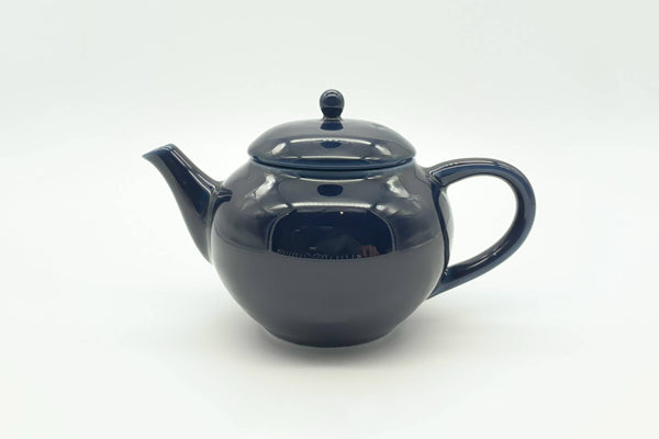 cosaji - Kyusu/Tea Pot (Deep Blue Porcelain)