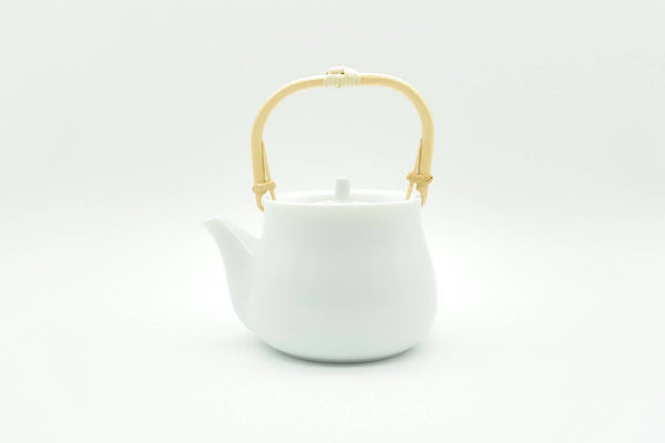 1ju1sai - Dobin/Tea Pot (White Porcelain)