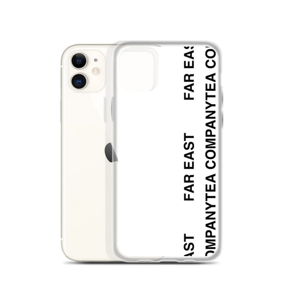 iPhone Case (White) - FAR EAST TEA COMPANY