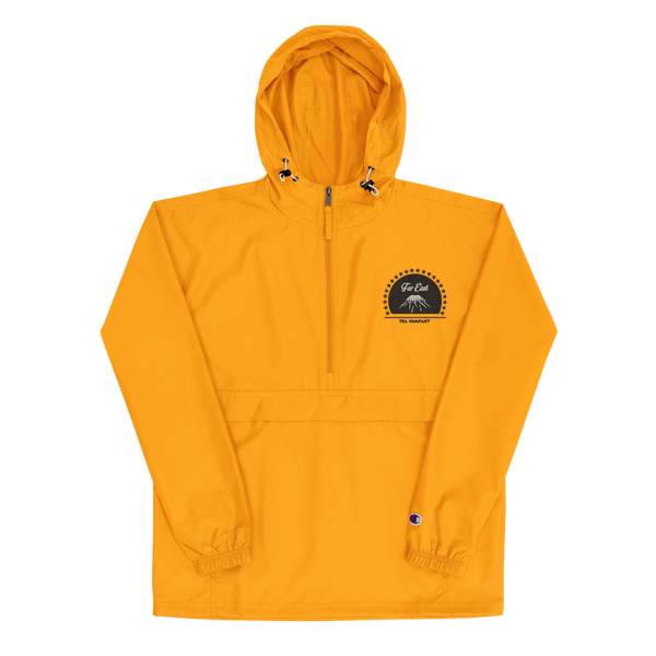 """FAR EAST FUJI"" Champion Packable Jacket - FAR EAST TEA COMPANY"