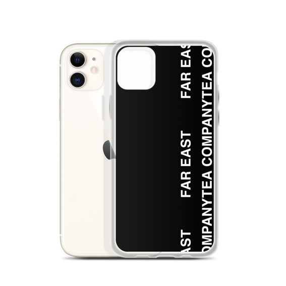 iPhone Case (Black) - FAR EAST TEA COMPANY