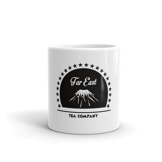 """FAR EAST FUJI"" MUG CUP - FAR EAST TEA COMPANY"
